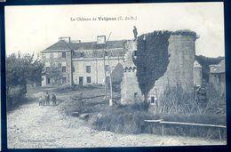 Cpa Du 22 Le Château D' Yvigniac   -- Près Broons Dinan AVR20-176 - Dinan
