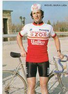 CYCLISME   Tour De France MIGUEL MARIA LASA HELIOS ZOR - Cyclisme