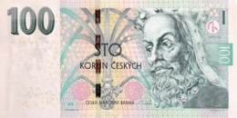 Czech Republic 100 Korun, P-28/New (2018) - AU - Repubblica Ceca