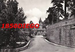 PACIANO - INGRESSO AL PAESE F/GRANDE VIAGGIATA ANIMATA - Perugia