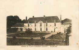 Frossay * Carte Photo * Château De La Jarrie * Façade Sud - Frossay