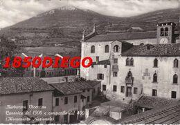 BARBARANO VICENTINO - CANONICA E CAMPANILE F/GRANDE VIAGGIATA 1955 - Vicenza