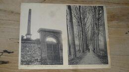 Carte Double : NAUROUZE : L'obelisque Et L'allee   .... …... … OR-67 - Altri Comuni
