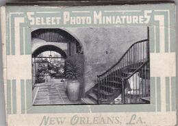 NEW ORLEANS, SELECT PHOTO MINIATURES. PHOTOSET AVEC 10 VUES PHOTOS. -LILHU - New Orleans