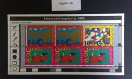 Nederland 1995 Kinderzegels Blok - Unused Stamps