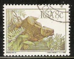 South Africa  1982  SG 532  Bradysaurus  Fine Used - África Del Sur (1961-...)
