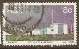 South Africa  1983  SG 537  Gough Island Base   Fine Used - África Del Sur (1961-...)