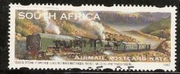 South Africa  1997  SG 989  Steam Locomotive  Fine Used - Sud Africa (1961-...)
