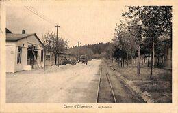 Camp D'Elsenborn - Les Cuisines (Edit X. Delputz  1928) - Elsenborn (camp)