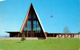 Michigan St Ignace The Methodist Church 1962 - Etats-Unis