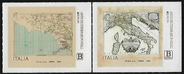 "ITALIA /ITALY / ITALIEN - EUROPA 2020 - ""ANTIGUAS RUTAS POSTALES - ANCIENT POSTAL ROUTES"" - SERIE De 2 V. - N - Europa-CEPT"