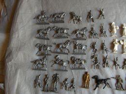 Gros Lot De Figurines Publicite-mokarex-cafe Maurice-blanche Porte Et Autres Sans Pub - Advertising