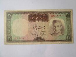 Iran 20 Rials 1969 Banknote - Iran