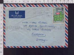 C9187 GREAT BRITAIN Postal History 1973 EUROPEAN COMMUNITIES 5p - Covers & Documents