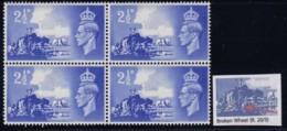 "Great Britain (Channel Is), SG C2a, Var MNH, ""Broken Wheel"" Variety - 1902-1951 (Re)"