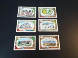 K32815 -stamps MNH Anguilla - 1970 -  Building  ..... - Anguilla (1968-...)
