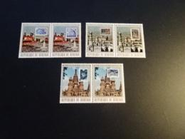 K32937 -  Stamps  MNh  Burundi 1977 - La Revolution Russe - Burundi