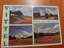Vittel TC007 Cartolina Stadio Stadium Postcard Stadion AK Carte Postale Stade Estadio Stadium Postkarte - Soccer