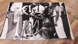 Photo Véritable De Heinz HEINEMANN Format 12 X 18 Cm - Ciclismo