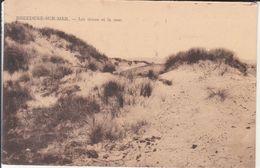 Breedene Sur Mer - Les Dunes Et La Mer - Bredene