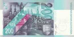 SLOVAKIA P. 37 200 K 2000 UNC - Slowakije