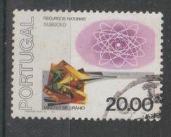 PORTUGAL CE AFINSA 1343 - USADO - 1910 - ... Repubblica