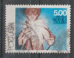 PORTUGAL CE AFINSA 1311 - USADO - 1910 - ... Repubblica