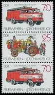 DDR ZUSAMMENDRUCK Nr SZd347 Postfrisch 3ER STR SB5A426 - DDR