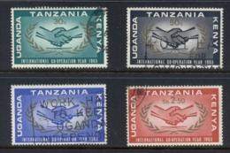 Kenya Uganda & Tanzania 1965 ICY FU - Kenya, Uganda & Tanganyika