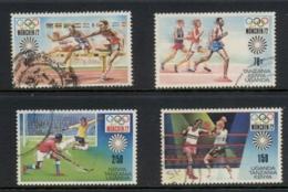 Kenya Uganda & Tanzania 1972 Summer Olympics Munich FU - Kenya, Uganda & Tanzania
