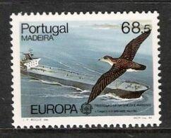 1986 - Europa-CEPT Madeira** - 1910-... République