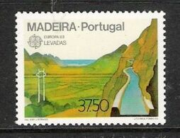 1983 - Europa-CEPT Madeira** - 1910-... République