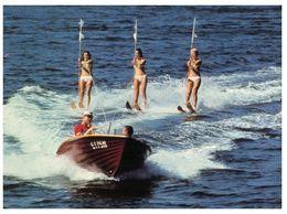 (F 17) Australia - QLD - Water Ski (Gold Coast) - Ski Náutico