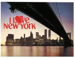 (F 17) USA - New York City Booklyn Bridge - Ponts & Tunnels