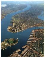 (F 17) USA - New York City Aerial Views - New York City