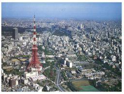 (F 17) Japan - Tokyo Tower - Tokyo