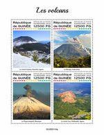 Guinea  2020  Volcanoes   S202006 - República De Guinea (1958-...)