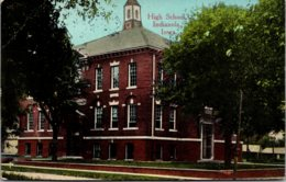 Iowa Indianola High School - Etats-Unis