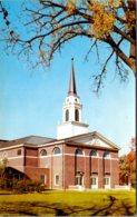 Iowa Cedar Rapids T M Sinclair Chapel Coe College - Cedar Rapids