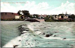 Iowa Des Moines The Des Moines Dam - Des Moines