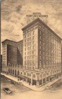 Iowa Des Moines Hotel Fort Des Moines - Des Moines