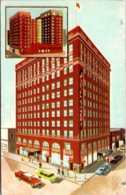 Iowa Des Moines The Savery Hotel - Des Moines