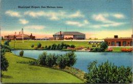 Iowa Des Moines Municipal Airport - Des Moines