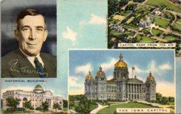 Iowa Des Moines Multi View 1942 - Des Moines