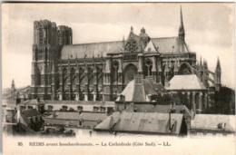 31om 1514 CPA - REIMS AVANT BOMBARDEMENT - LA CATHEDRALE - Reims