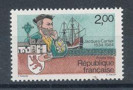2307** Jacques Cartier - France