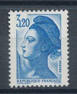 2377** Liberté 3,20f Bleu - France