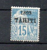 J1-19 Tahiti N° 24 ** Gomme Luxe. A Saisir !!! - Tahiti (1882-1915)