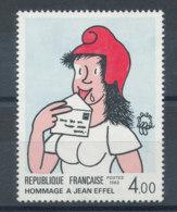 2291** Hommage à Jean Eiffel - France