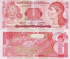 Honduras 2004 - 1 Lempira - Pick 84d UNC - Honduras